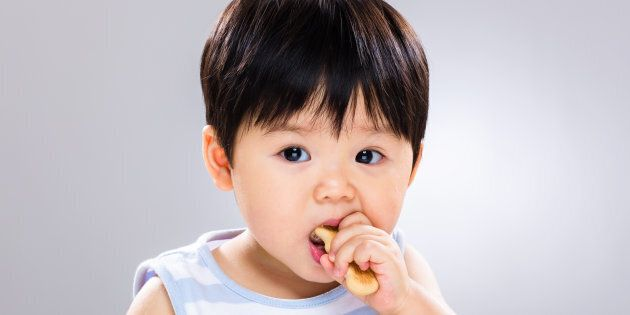 12 Portable, Healthy Snacks For Young Kids And