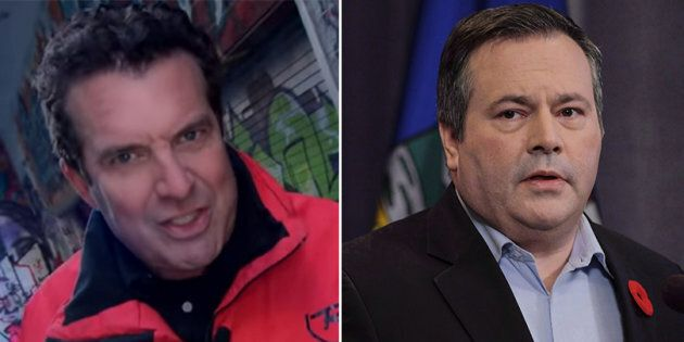 Rick Mercer dedicated a rant segment from his show to criticizing Jason Kenney's comments about gay-straight...
