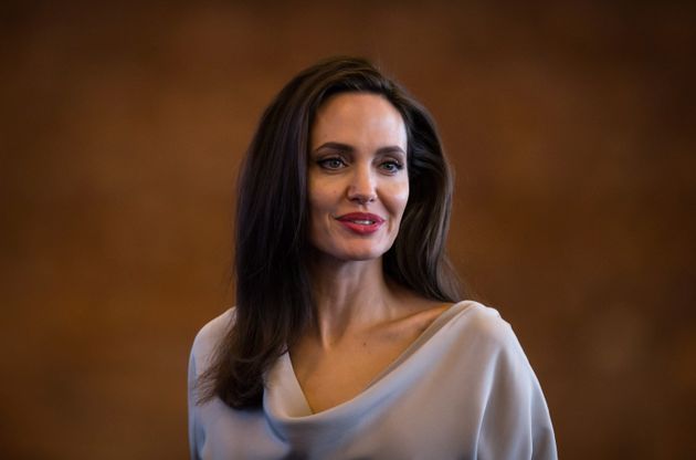 UNHCR Special Envoy Angelina Jolie at the 2017 United Nations Peacekeeping Defence Ministerial conference...