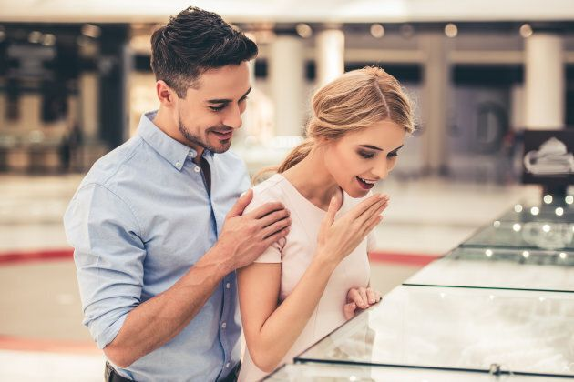 This Is How Much People Are Spending On Engagement Rings In