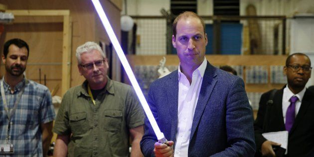 Princes William And Harry To Appear In 'Star Wars: The Last