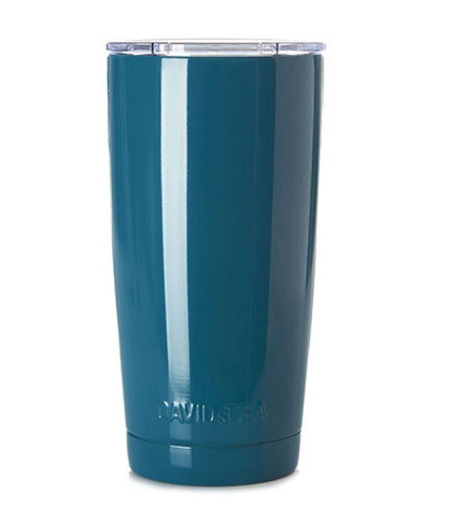 Deep teal perfect tumbler from David's