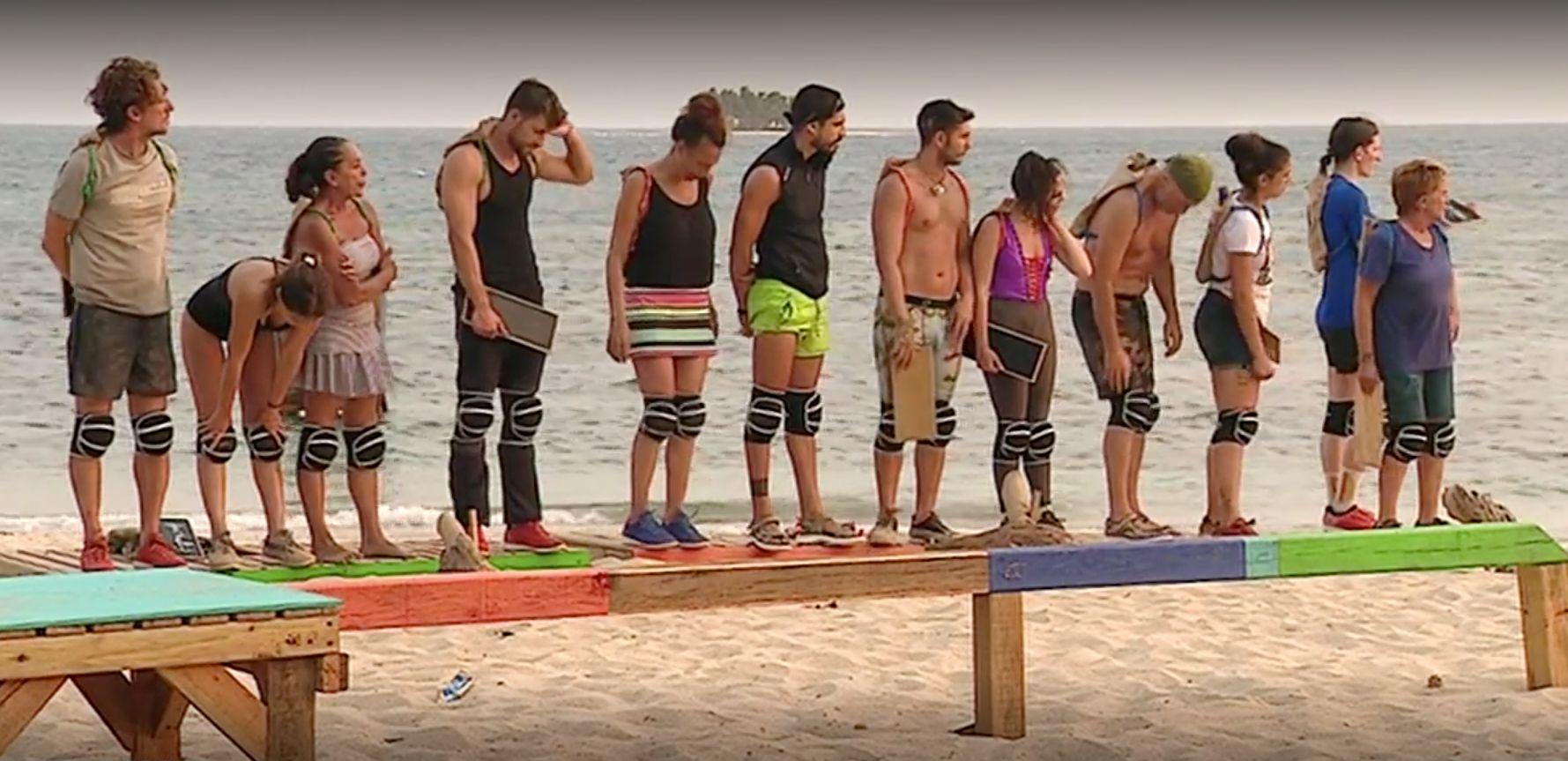 El estrepitoso patinazo de los concursantes de 'Supervivientes' (Telecinco) en el test de cultura
