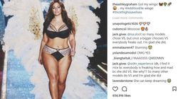 Ashley Graham Throws Shade At Victoria's Secret With 'Thick
