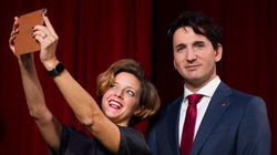 The Inevitable Wax Statue Of Justin Trudeau Has