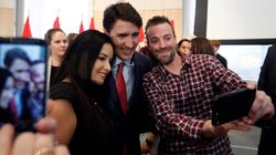 Trudeau Sometimes Wishes He Could Just Pop Into Canadian
