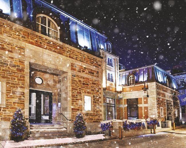 Auberge Saint-Antoine Hotel
