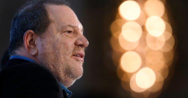 Harvey Weinstein on Dec. 5, 2012.