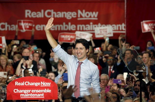 Now prime minister, Justin Trudeau promised to legalize marijuana on the campaign trail in