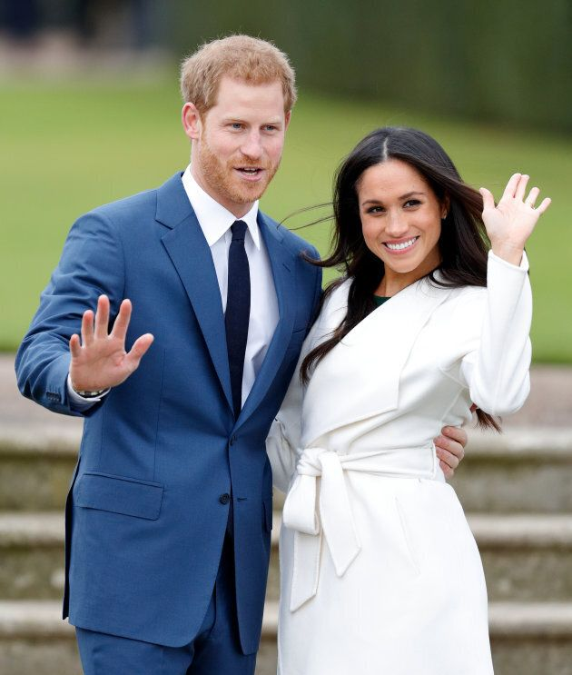 Prince Harry And Meghan Markle Will Marry In May 2018 At Windsor