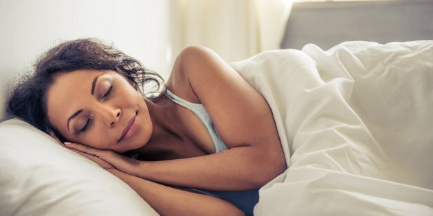 A new Dutch study finds the key to better sleep may come from cracking open a door or