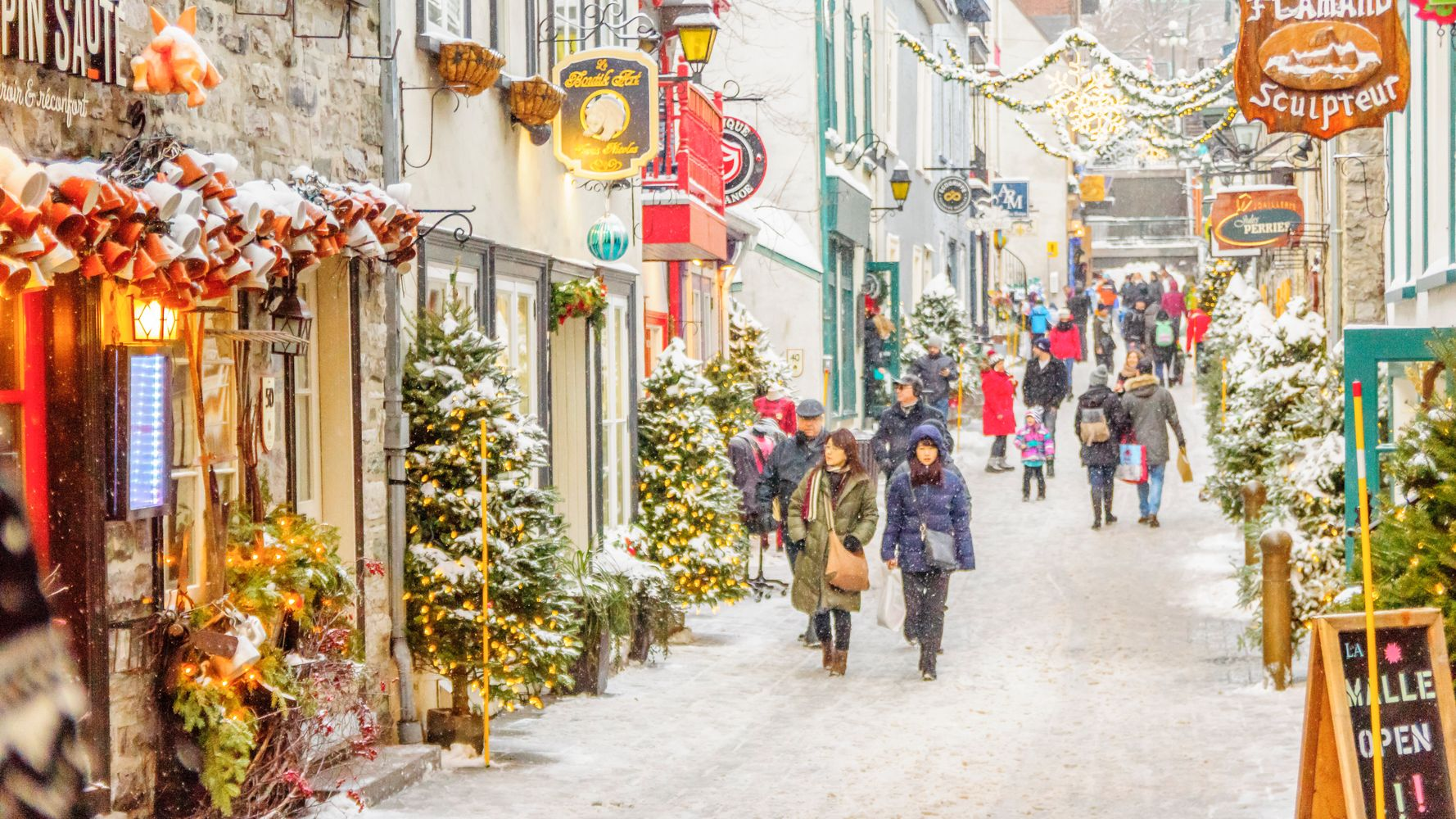 7 Of The Best Winter Christmas Destinations In The World