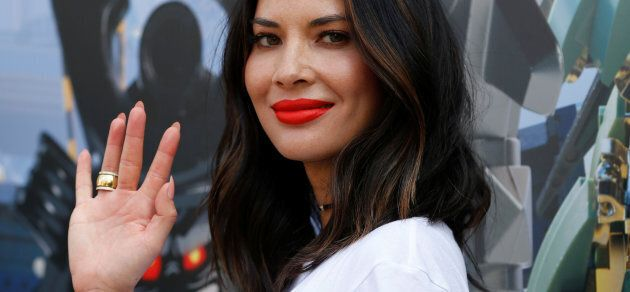 Nameberry's most popular girls' name for the second year in a row matches Hollywood actress Olivia Munn.