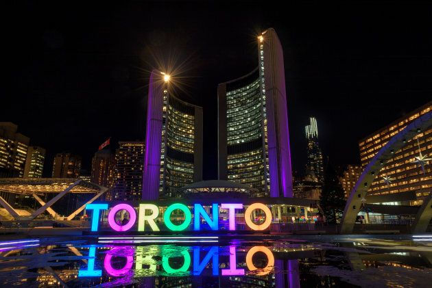 Nathan Phillips Square.