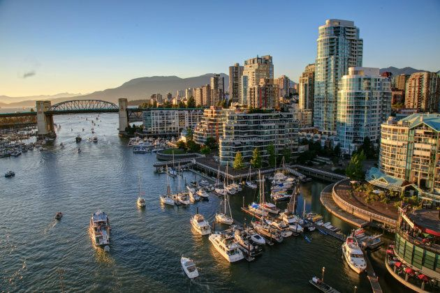 Condos along Vancouver's False Creek. Recent reporting by ThinkPol indicates the city is seeing a great...