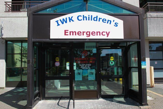Callum Sutherland was admitted to IWK Health Centre in Halifax, N.S. on Oct. 19,