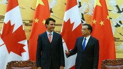 Trudeau Not Planning To Launch Trade Talks During China