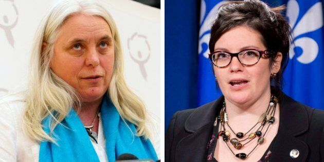 Female politicians in Quebec are speaking out about experiences of sexual assault and harassment at work....