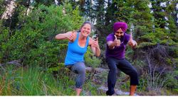This Unlikely Pair Just Proved The Yukon Is The Ideal Place For