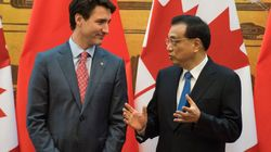 Canada, China Just Not Ready To Launch Formal Trade Talks: