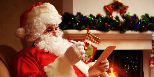 6-Year-Old's Saucy Letter To Santa Proves Skepticism Starts