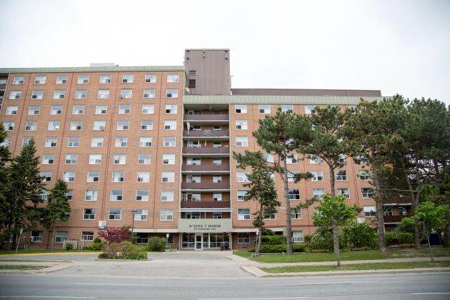 Toronto community housing.