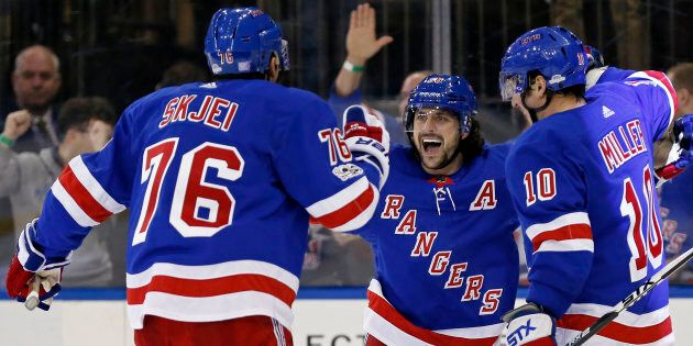 The New York Rangers is the most valuable team in the