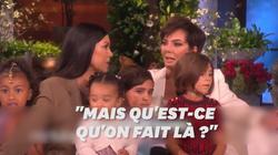 Kris Jenner apprend que Kim Kardashian va avoir un 4e enfant en