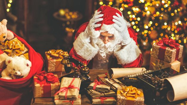 Christmas And New Year's Day Are Bad For Your