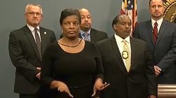 Phony Sign-Language Interpreter Actually A Convicted