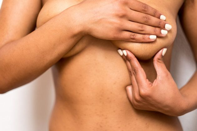 I Didn't Know Dense Breasts Were A Major Cancer Risk. Then I Found A