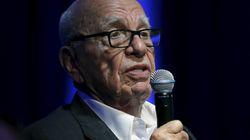 L.A. Wildfires Reach Rupert Murdoch's Sprawling