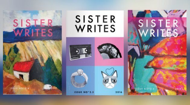Sister Writes has published eight magazines of short stories written by women in