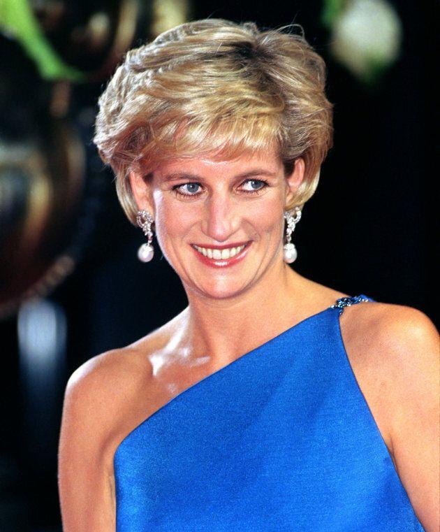 Diana, Princess of Wales in Sydney, Australia.