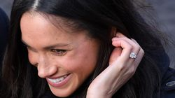 Meghan Markle's Engagement Ring Designer On Keeping 'Biggest'