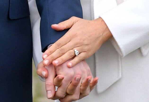 Meghan Markle's engagement