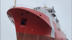 Canada Launches First Vessel Built Under New Shipbuilding