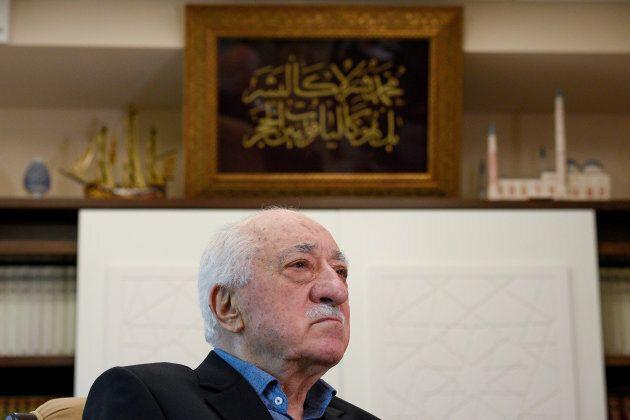 U.S.-based Turkish cleric Fethullah