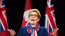 Kathleen Wynne Sues Ontario PC Leader Over 'Sitting In Trial'