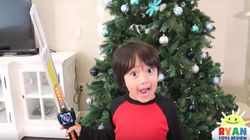 A 6-Year-Old Who Reviews Toys Online Made $11M On YouTube Last