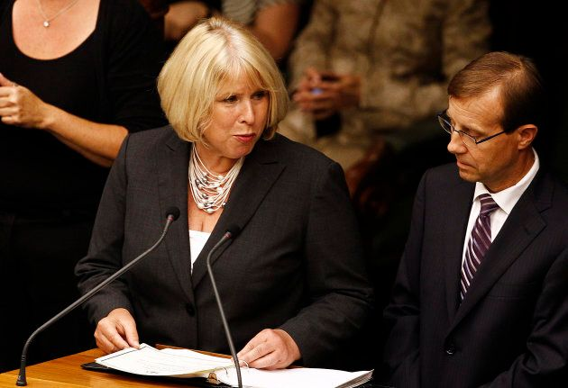 Deb Matthews said the province will work with colleges to encourage students to