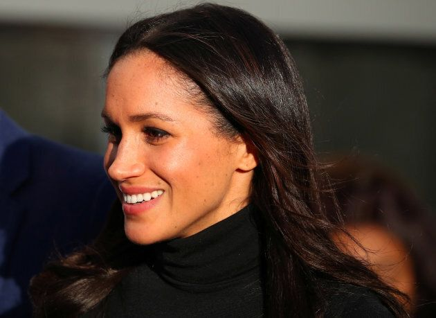 Meghan Markle was Canada's second-most Googled search term behind Hurricane