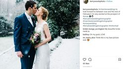 These Winter Wedding Photos Will Make You Want To Get Married In The