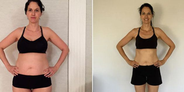 Weight Lost: Woman Drops 27 Pounds In 3.5