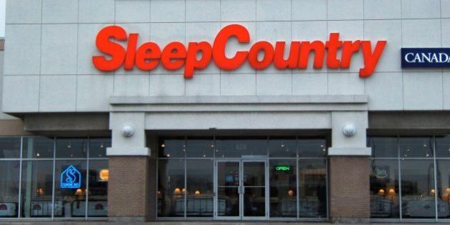 Sleep Country Canada Going Public Again, Files For