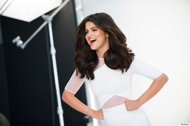 Selena Gomez Named Pantene's Newest