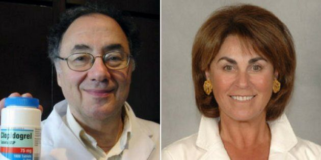 Canadian Billionaire Barry Sherman, Wife Found Dead In Toronto