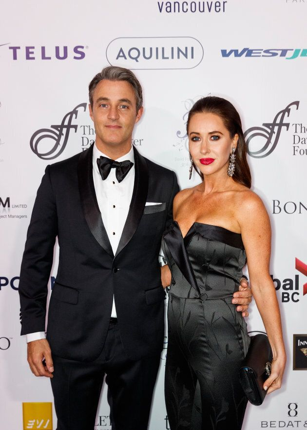 Ben and Jessica Mulroney.
