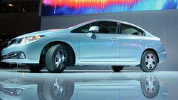 Honda Ditches Civic