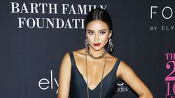 Shay Mitchell Rocks Revealing